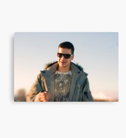 Brother Of Mine Canvas Print
