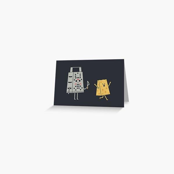 Jason Gorecheese Greeting Card