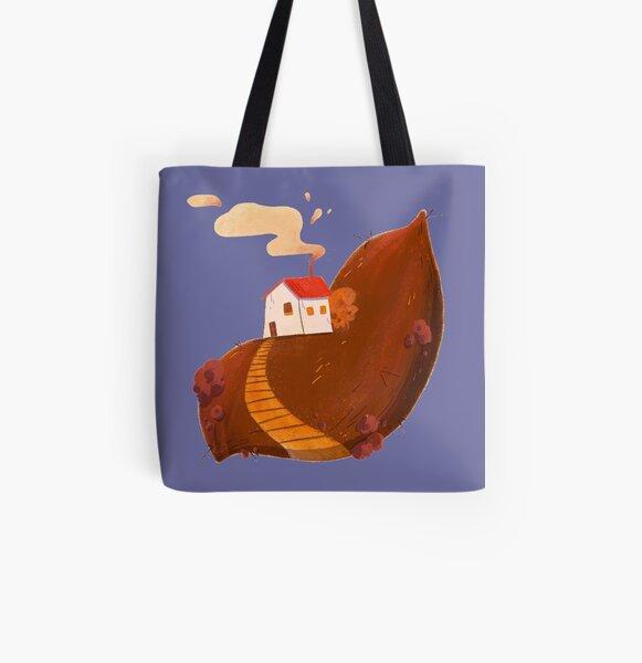 Casa boniato All Over Print Tote Bag
