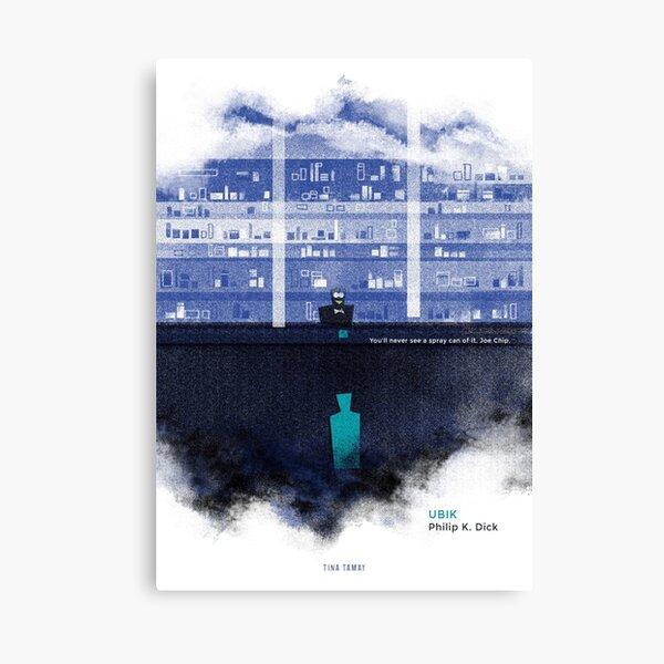 Ubik drugstore Canvas Print