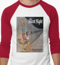 The Last Caravan Men's Baseball ¾ T-Shirt