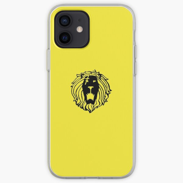 Lion of Pride - Escanor iPhone Soft Case
