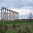 The Almost Forgotten Columns - 2 by Cora Wandel
