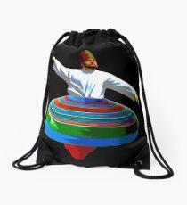 Whirling Dervish Drawstring Bag