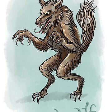 Werewolf by Extreme-Fantasy