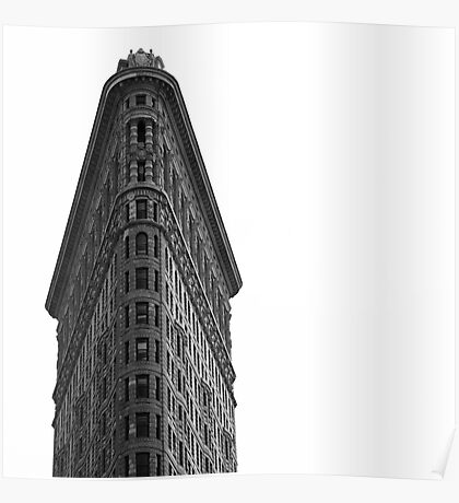The Flatiron Building Poster