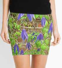 Clematis Mini Skirt