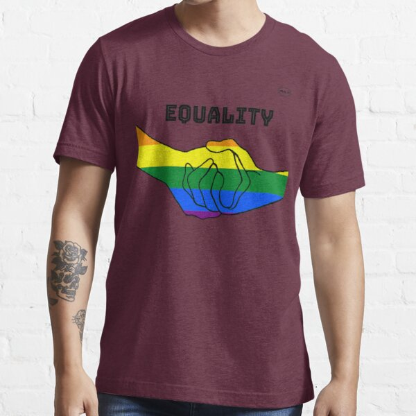 Equality Logo Essential T-Shirt