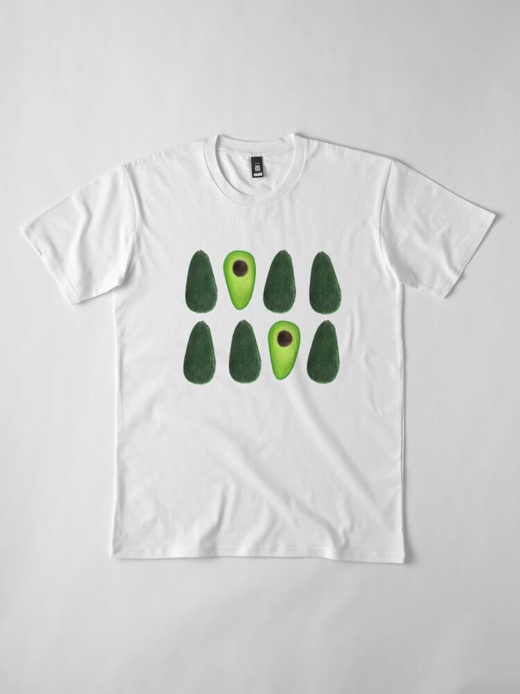 Alternate view of Kick Hass Premium T-Shirt