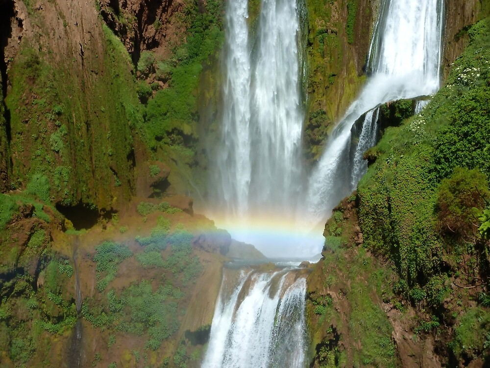 After the rains the rainbow  by areyarey