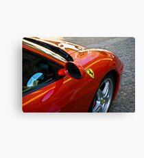 Ferrari 360 F1 Spider Canvas Print