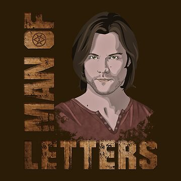 Man of Letters Sam Winchester by ElocinMuse
