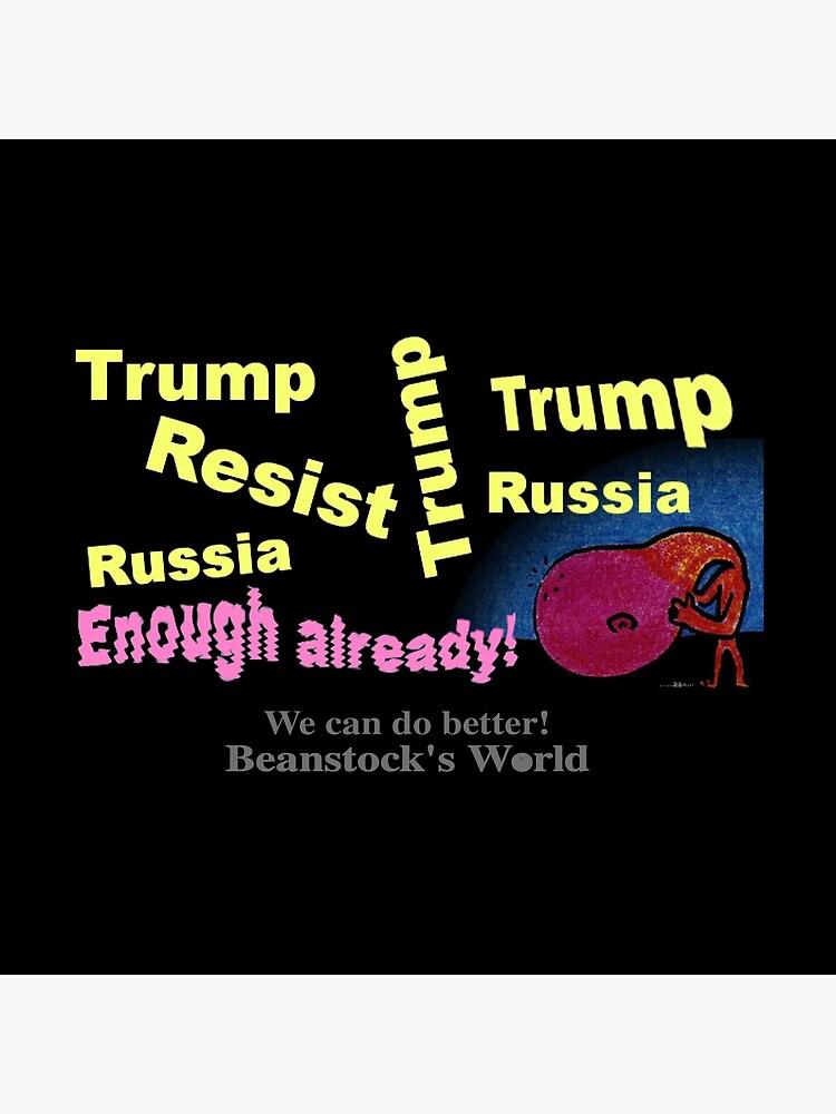 Trump Derangement Syndrome by BeanstocksWorld