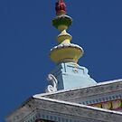 Key West Strand Theater Building Detail by DianaTaylor/ JacksonDunes