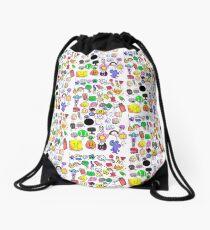 Bfb characters Drawstring Bag