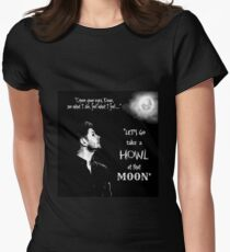Let's Go Take A Howl At That Moon - new Supernatural design! T-Shirt