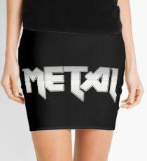METAL Mini Skirt
