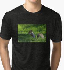 Lunch Tri-blend T-Shirt