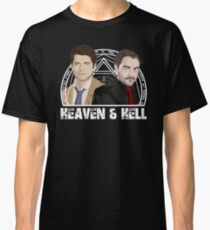 Heaven and Hell Classic T-Shirt