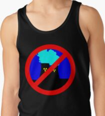 NO NUCLEAR POWER by Chillee Wilson Tank Top