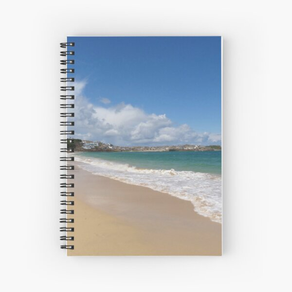 St Ives, Cornwall Spiral Notebook