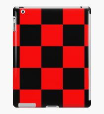 Red chess iPad Case/Skin
