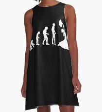 Flamenco Evolution / Flamenco Dancer / Carmen A-Line Dress