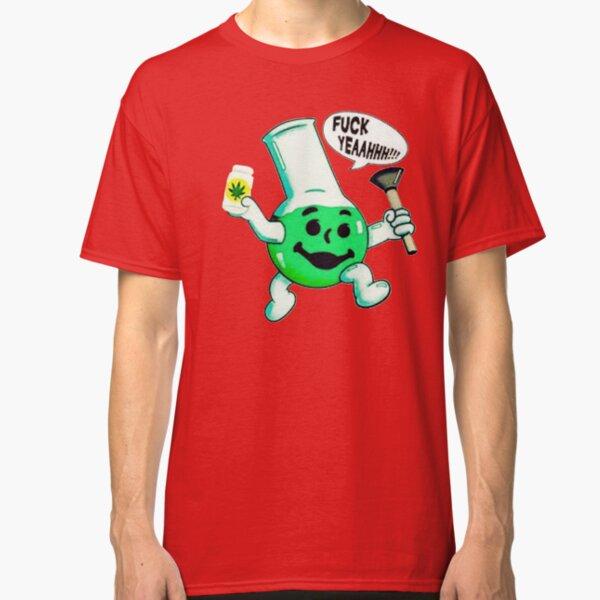 Bong Man Classic T-Shirt