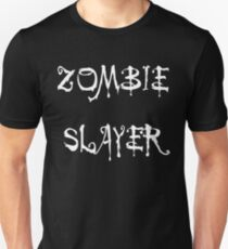 'Zombie Slayer' by Chillee Wilson Unisex T-Shirt