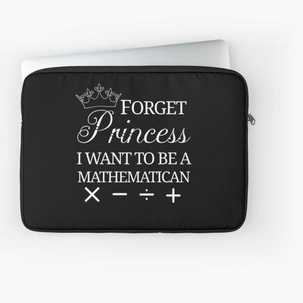 Dream job: mathematician Laptop Sleeve