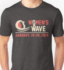 Frauenwelle 2019 Slim Fit T-Shirt