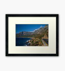 Views around every bend Framed Print