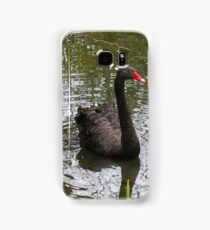 Black Swan Samsung Galaxy Case/Skin