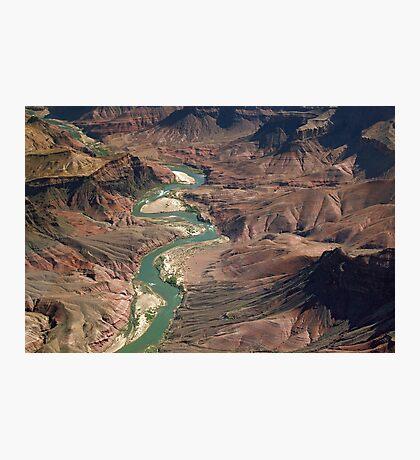 Grand Canyon - Colorado River Photographic Print