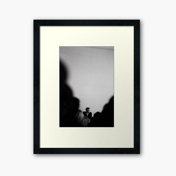 David Lynch - Copenhagen 2004 Framed Art Print