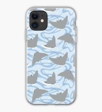Stingrays - Cownose Ray - Sticker Pack iPhone Case