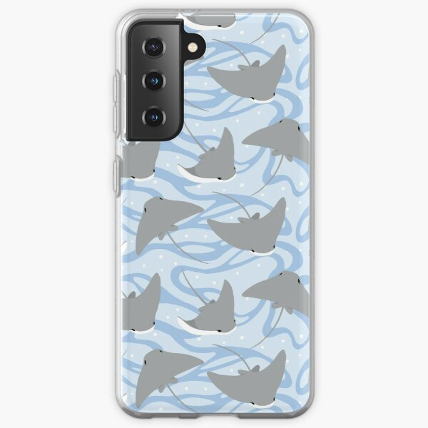 Stingrays - Cownose Ray - Sticker Pack Samsung Galaxy Soft Case