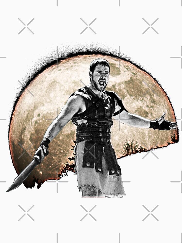 Maximus Decimus Meridius by painterfrank