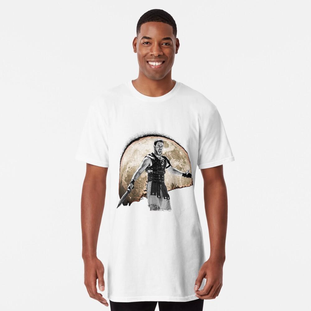 Maximus Decimus Meridius Long T-Shirt