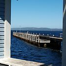 Town Jetty, Albany by Eve Parry