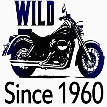 50th Birthday Gifts, Wild Since 1960! by birthdaygifts