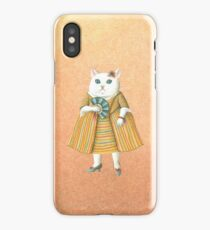 Mademoiselle iPhone Case/Skin