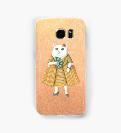 Mademoiselle Samsung Galaxy Case/Skin