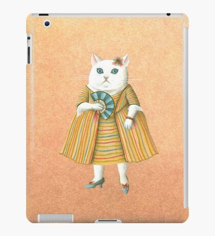 Mademoiselle iPad Case/Skin