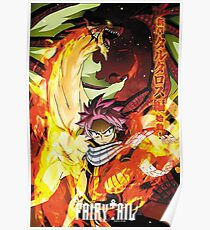 Fairy tail poster Poster