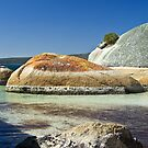 Two Peoples Bay, Western Australia by Karen Stackpole