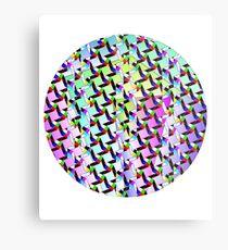 DigiArt - Zigzag Metal Print