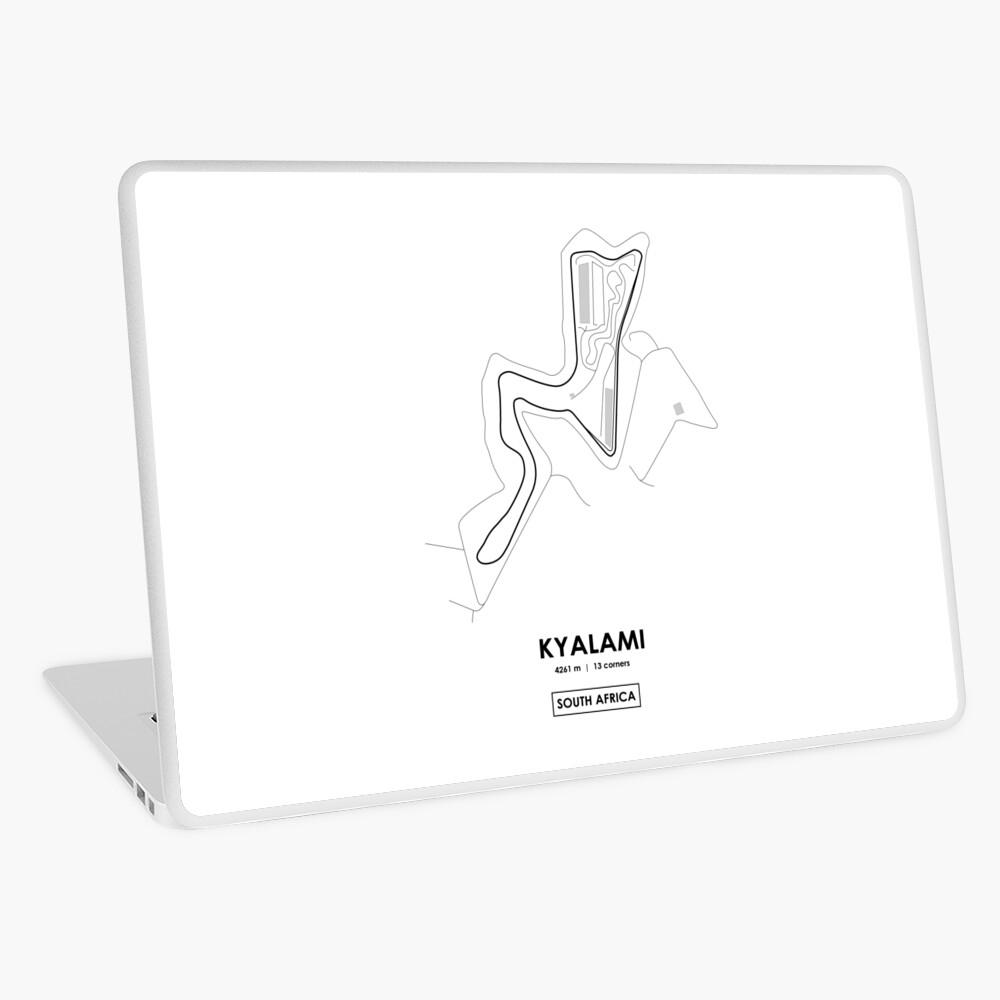 Kyalami   South Africa Track Map