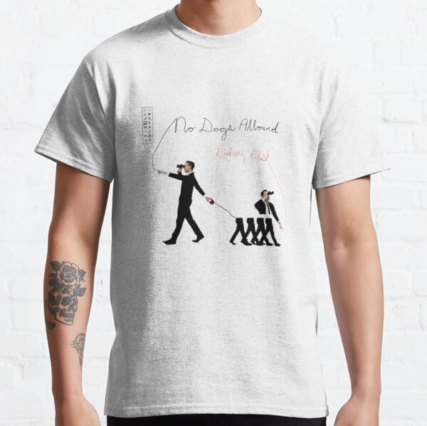Sidney Gish - No Dogs Allowed Classic T-Shirt