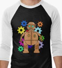 2fda7e780007 TIK-TOK Of OZ Baseball ¾ Sleeve T-Shirt